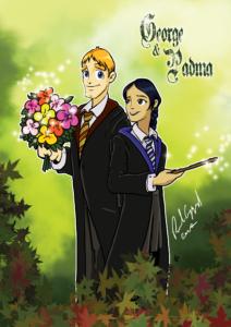 George and Padma