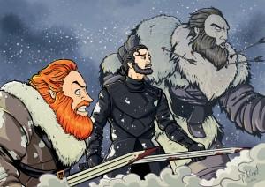 game of thrones - war