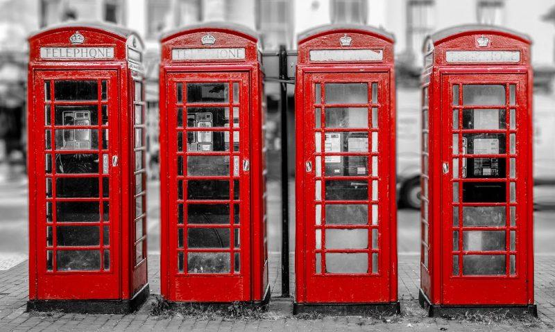 Phone boxes, Ripon