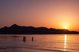 Alcudia Sunset Swim