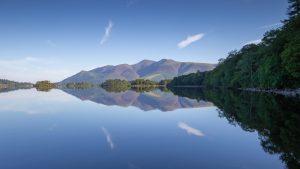 Reflections on Derwentwater