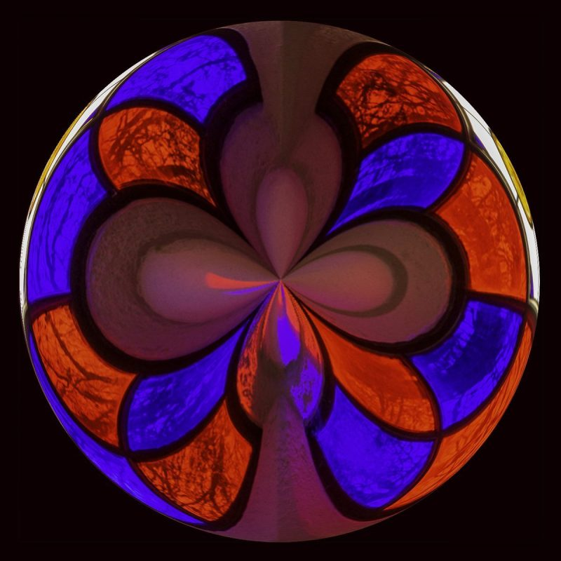 Stained Glass PSC005
