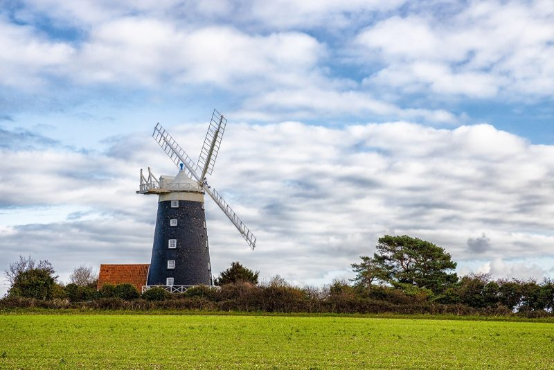 The Tower Windmill