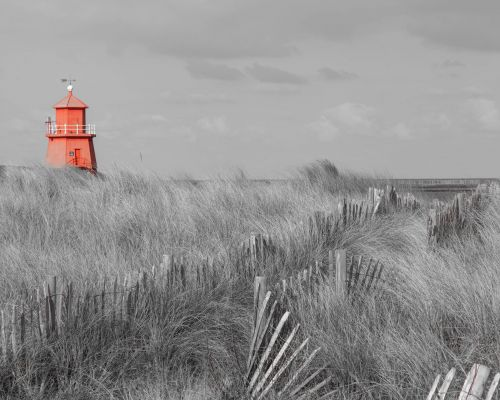Lighthouse at South Shields