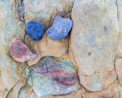 Rocks on the rocks