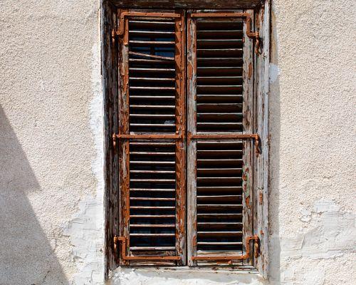 Old window, Famagusta