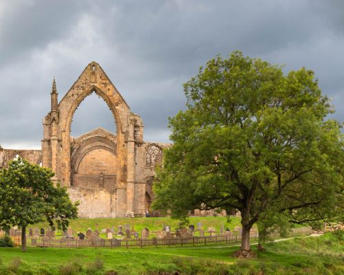 Bolton Priory, North Yorkshire
