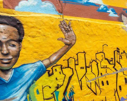 Wall art Bo Kaap