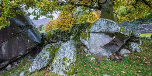 Langdale Boulders
