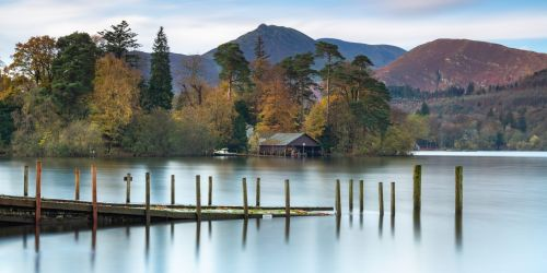 Boathouse on Derwentwater
