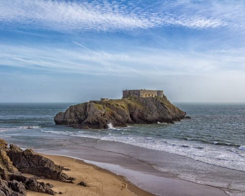 St Catherine's Island & Fort
