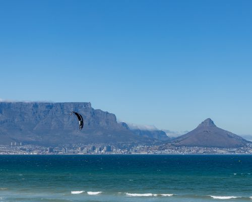 View across Table Bay