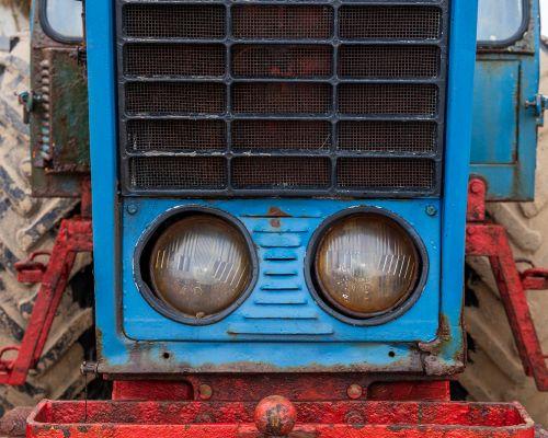 1979 Belarus Tractor