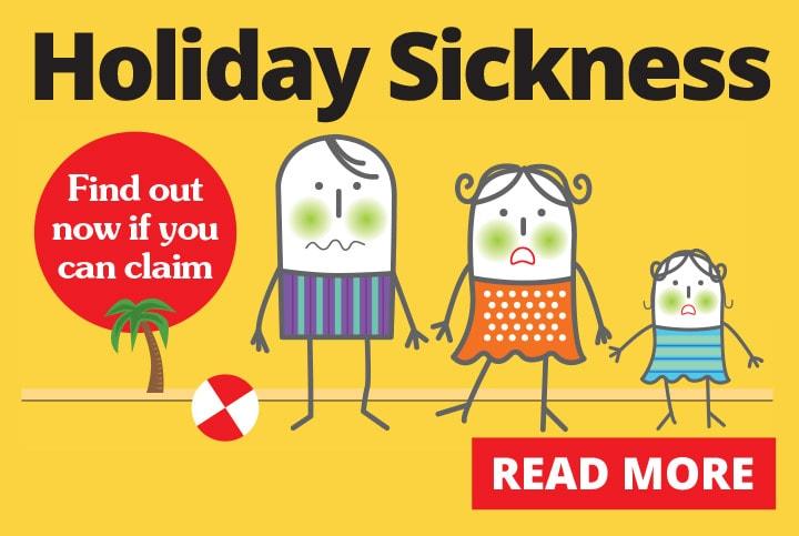 Holiday Sickness
