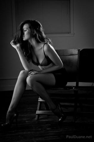 Brooke modeling nordstrom hosiery