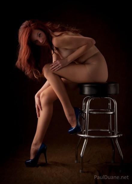 Pretty Polly 10 Denier Gloss Tights, nude