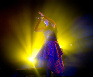 Amy Lee of Evanescence. 2006
