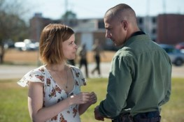 Kate Mara and Shia LaBeouf in Man Down, by Adam Simon
