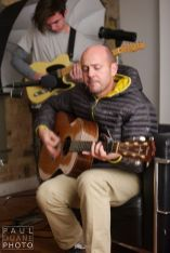 Singer / songwriter Peter Breinholt