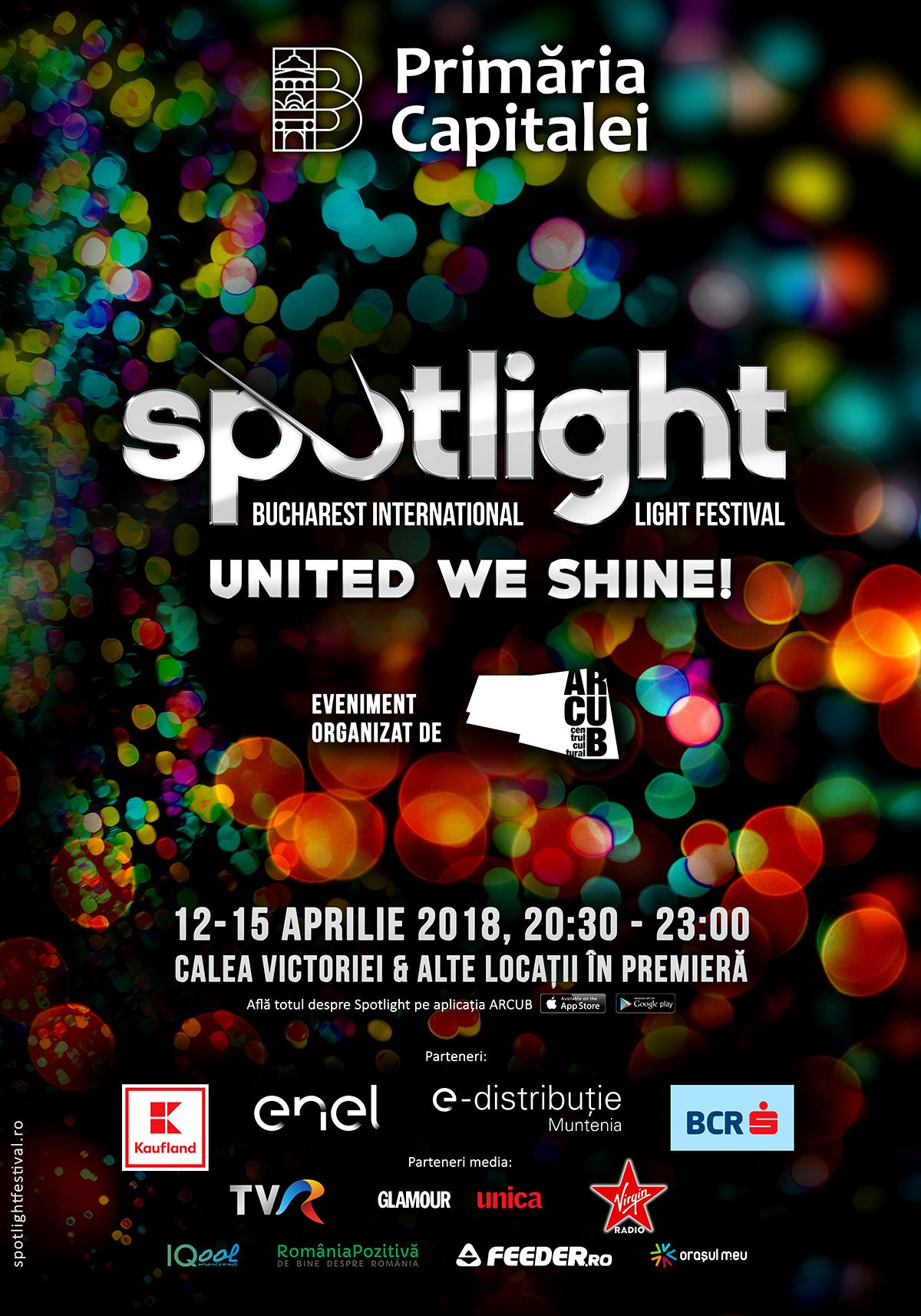 Afis Spotlight 2018