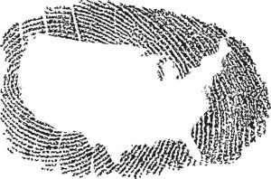 Fingerprinted!