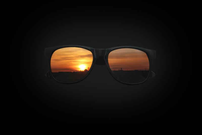 God Wears Son-glasses
