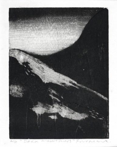 Dark Mountains - larger version