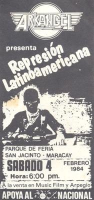 Poster Arkangel (1984)