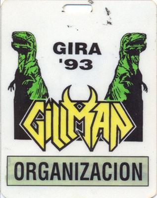 Gira 1993