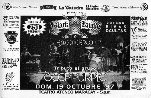 Black Knight Tributo Deep Purple (1997)