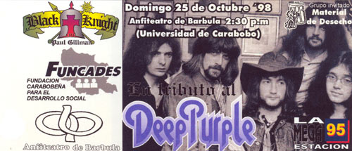 Tributo Deep Purple (1998)
