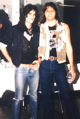 Paul Gillman y Joe Perry