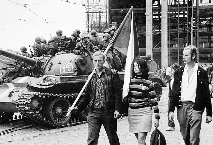 Image result for прага 1968