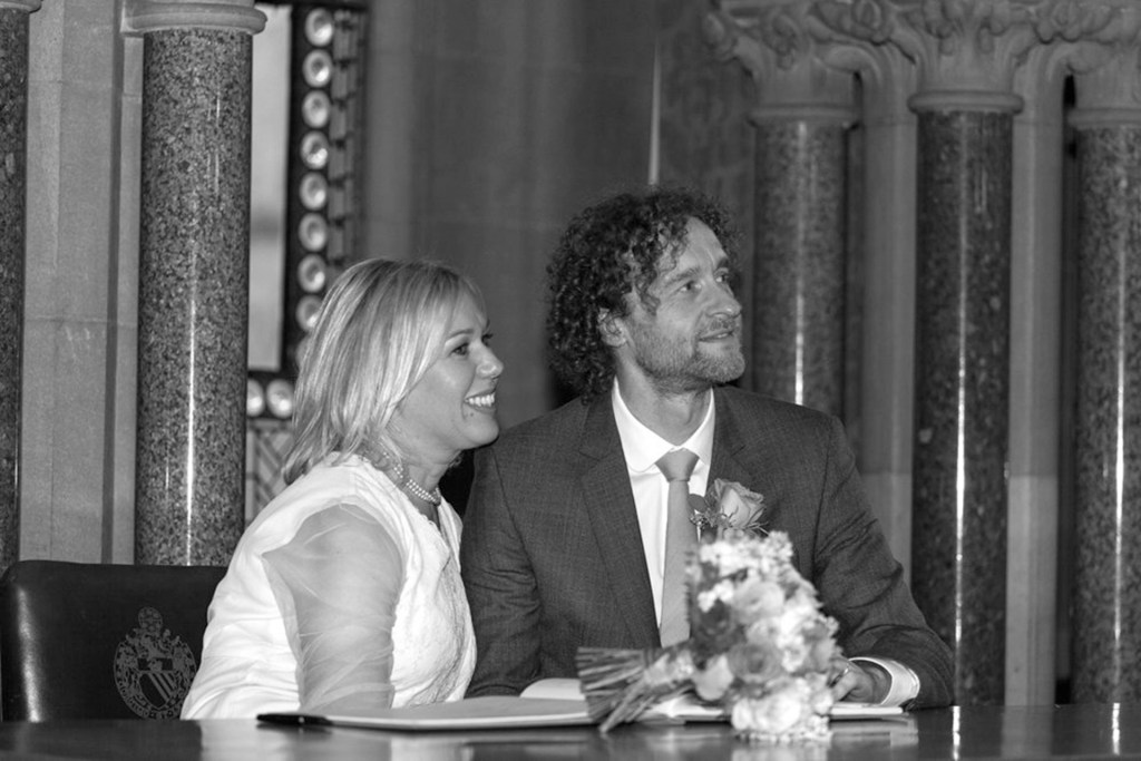 Anita and Andy's Wedding Photography, done by Paul Grogan Photography