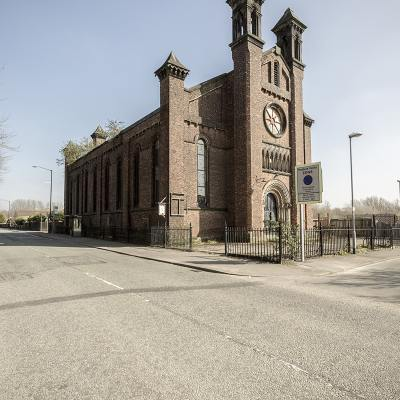 Every Street Church Manchester Manchester Landscapes Architecture