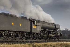 Flying Scotsman In Detail | Steam Engine Photography Landscapes Photography Colour Photo