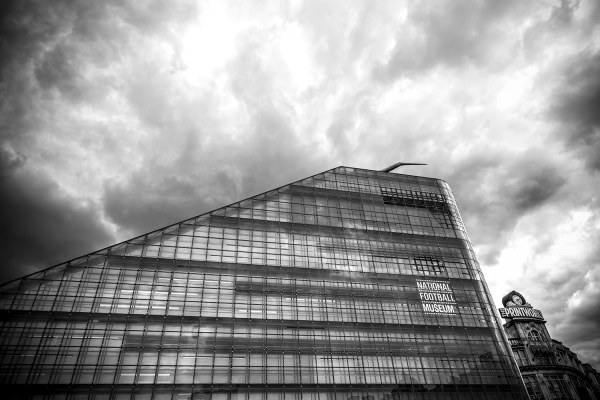 Printworks, Manchester Urban Black and White photograph Manchester Landscapes Architecture