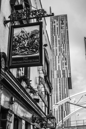 The Briton's Protection Pub, Manchester Photographic Print Manchester Landscapes Ancoats