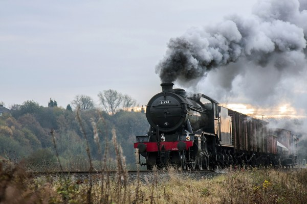 The Great Marquess, British Rail Steam Engine Landscape Photography Landscapes Photography colour
