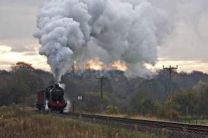 Golden Age of Steam, The Great Marquess Landscape Photograph Landscapes Photography colour
