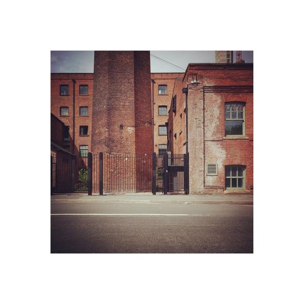 Dunlop Factory Print | Micro Manchester Series Micro Manchester colour 3