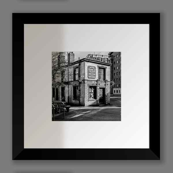 Peveril of the Peak Public House | Micro Manchester Series Micro Manchester colour 2