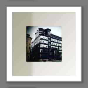 Daily Express Building Print, Great Ancoats St | Micro Manchester Micro Manchester colour