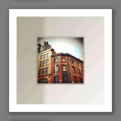 Withy Grove Stores  Micro Manchester Series Micro Manchester colour