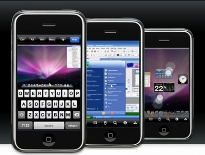 Use your iPad or iPhone to Remotely LogMeIn Ignition