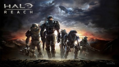 HALO Reach - Just got my copy... Looking forward to the weekend!