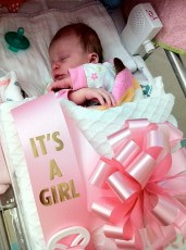 SlideShow: Easter Adoption Day for Lily Grace