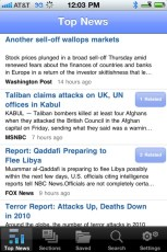 Holy Cow! What's happening in the world today? Just saw these headlines and it's not even lunch yet...
