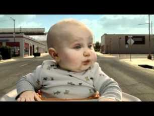 "makes me smile: HP ePrint ""Happy Baby"" Commercial Spot"