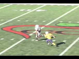 Amazing Football Driscoll Middle School Trick Play